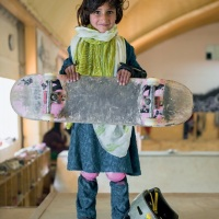 Images : Les skateuses de Kaboul