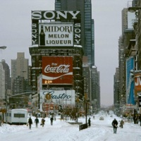 New-York: Harlem en 1970 et le Bronx de 1980