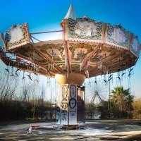 Des parcs d'attractions fantômes