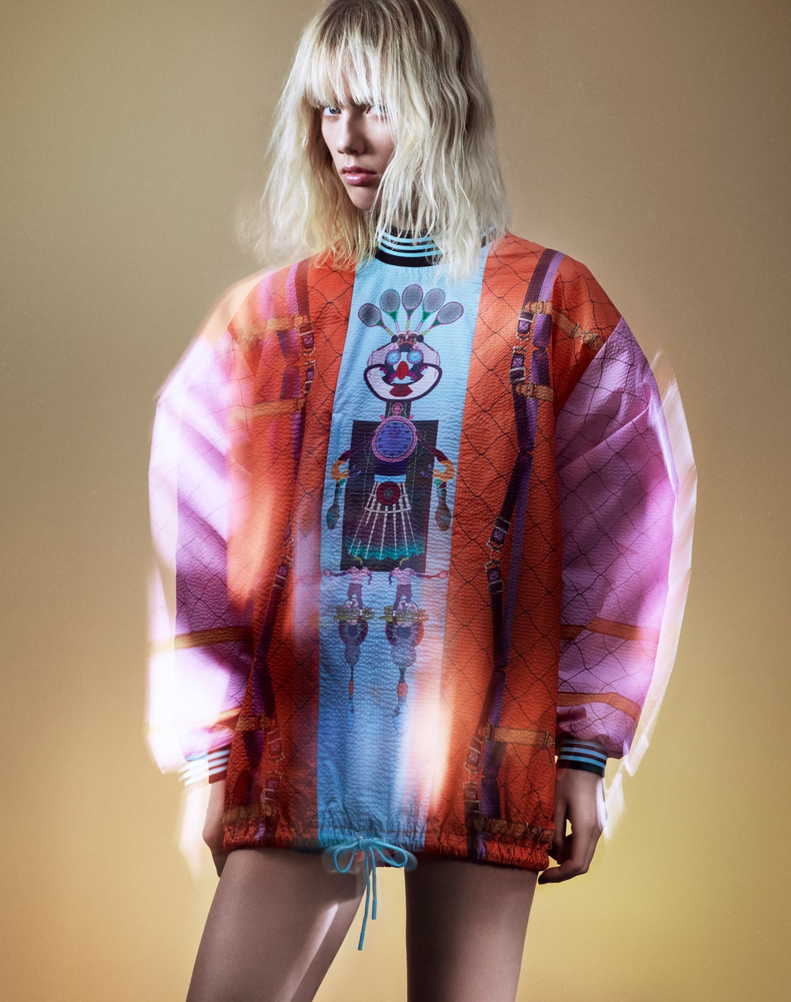 Adidas Originals x Mary Katrantzou Summer 2015 Collection