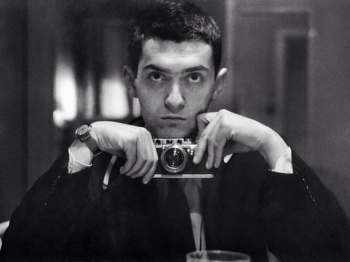 Stanley Kubrick et la photographie, un big love de jeunesse