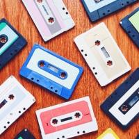 La dernière fabrique de cassettes audio se situe dans la ville des Simpsons et elle cartonne