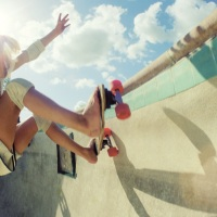 Sea, Skate and Sun des 70s en Californie du Sud