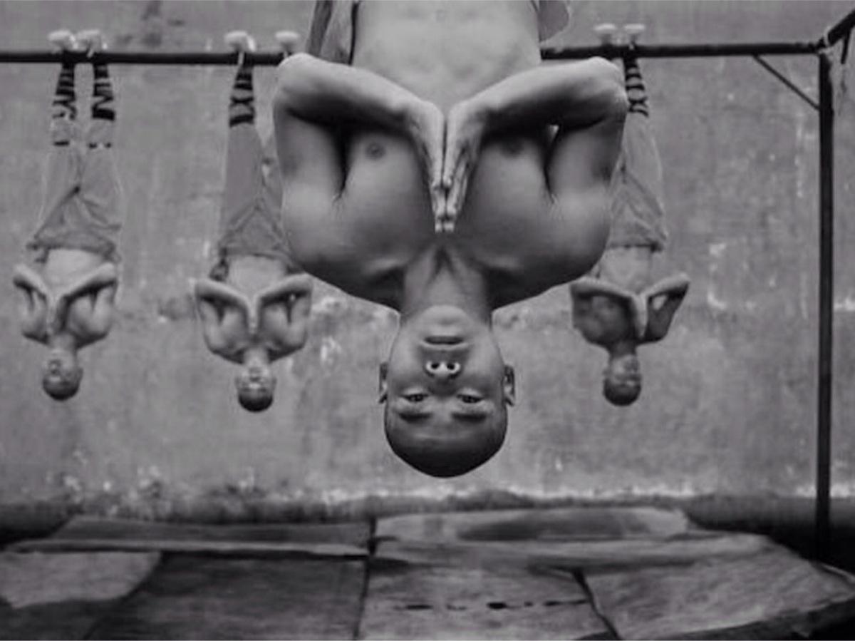 Les moines Shaolin ont des super-pouvoirs