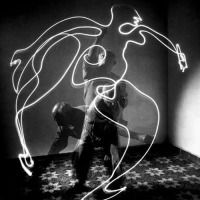 Mouvements en noir et blanc par Gjon Mili
