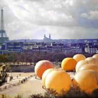 Saut en couleurs dans un Paris d'il y a 100 ans