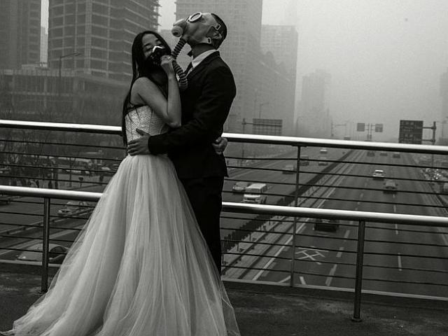 Le smog en chine, pic record