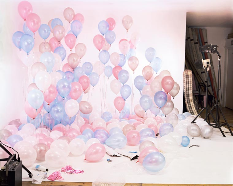 Empty Porn sets, Balloons set
