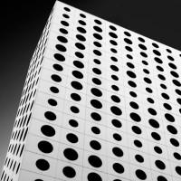 Monoscapes - Les architectures en noir et blanc de Nick Frank