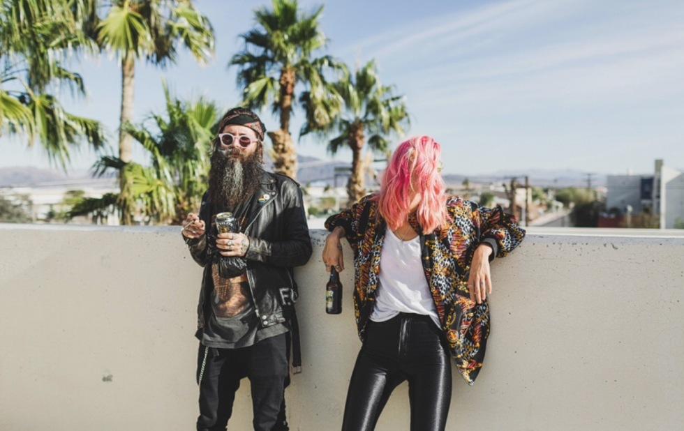 - Sicks & Stones In America - PHOTOGRAPHER : Janneke Størm MODEL : Ainsley and Sebastien