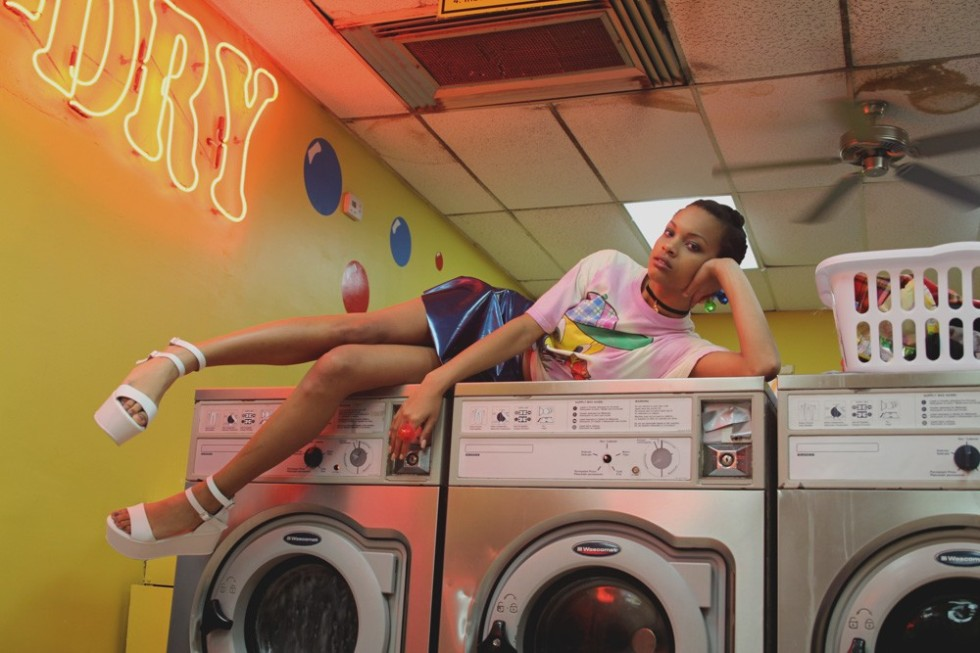 - Wash and Dry - PHOTOGRAPHER : Alexa King MODEL : Brook Holly