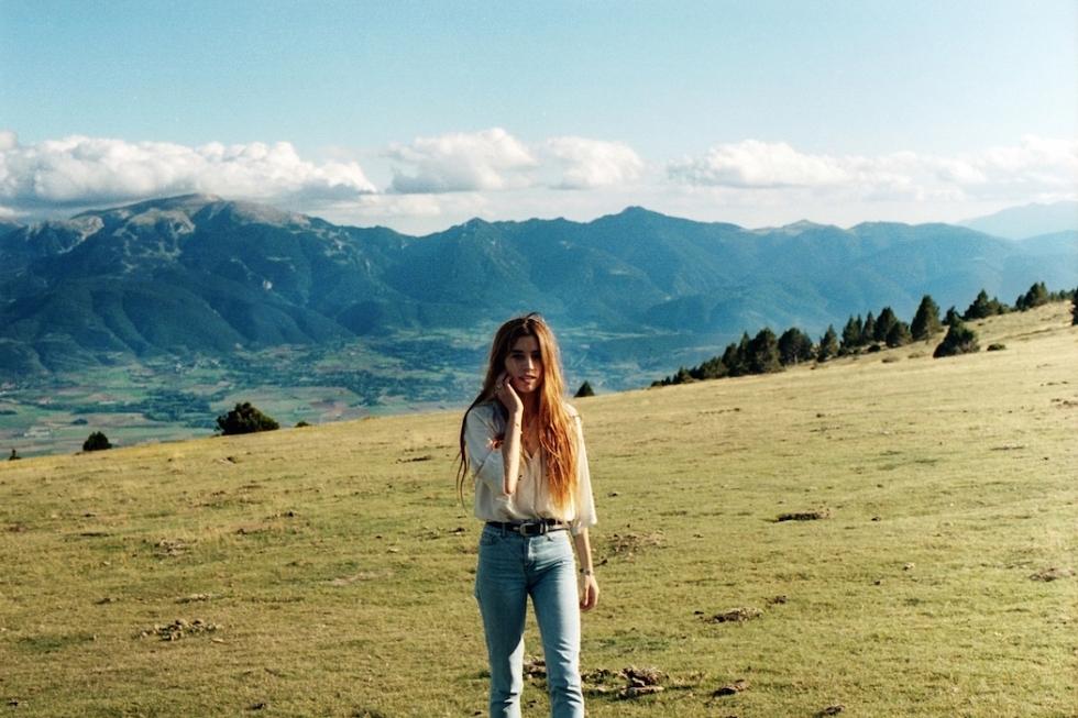 Road trip dans les Pyrénés Catalanes avec Jan Phoenix