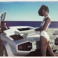 Retour sur Helmut Newton, un roi du Polaroid de mode et du topless