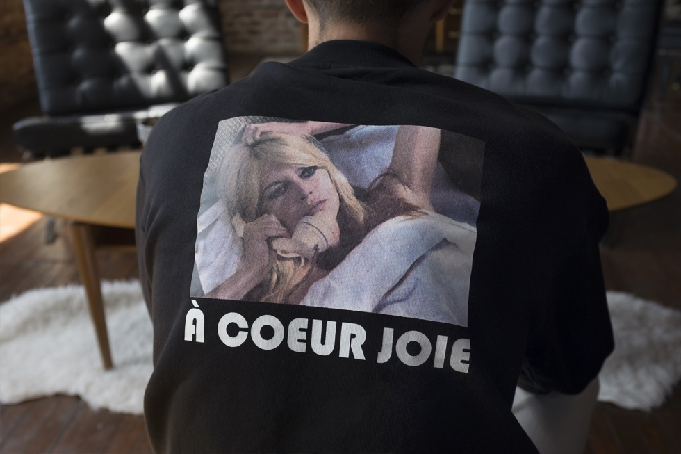 JoyRich X Brigitte Bardot, la collection hommage
