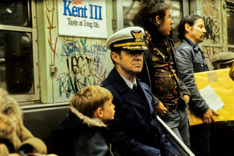 SUBWAY NEW YORK, 1977-1984 © by Willy Spiller 2016